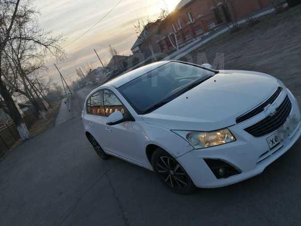 Chevrolet Cruze, 2013 год, 450 000 руб.