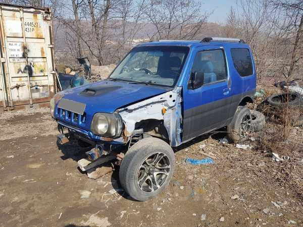 Suzuki Jimny, 2001 год, 88 888 руб.