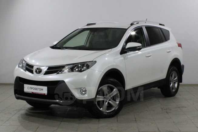 Toyota RAV4, 2015 год, 1 390 000 руб.