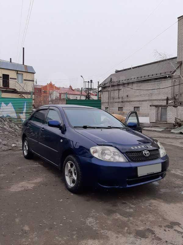Toyota Corolla, 2004 год, 355 000 руб.