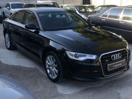 Севастополь Audi A6 2011
