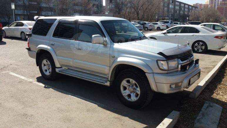 Toyota Hilux Surf, 2001 год, 750 000 руб.