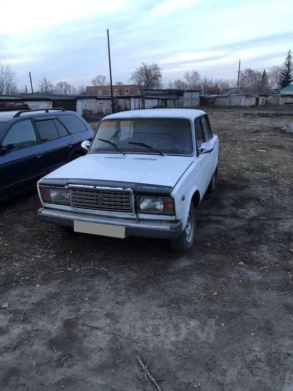 Лада 2107, 1996 год, 25 000 руб.
