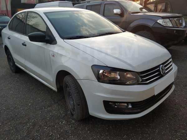 Volkswagen Polo, 2019 год, 590 000 руб.