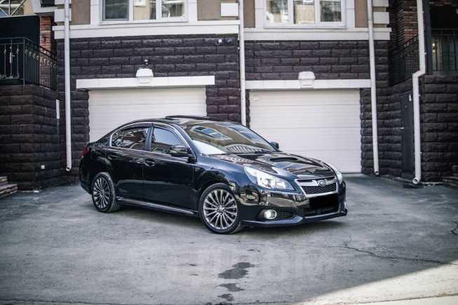 Subaru Legacy, 2012 год, 1 000 000 руб.
