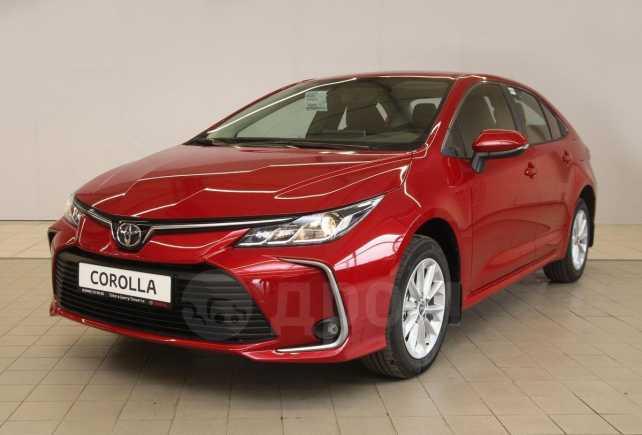 Toyota Corolla, 2020 год, 1 630 501 руб.