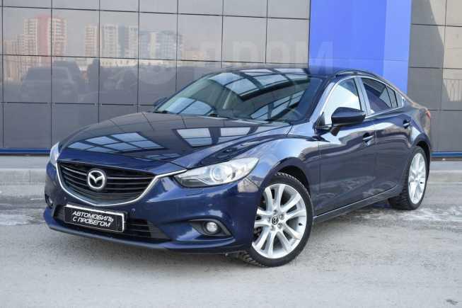 Mazda Mazda6, 2013 год, 919 000 руб.