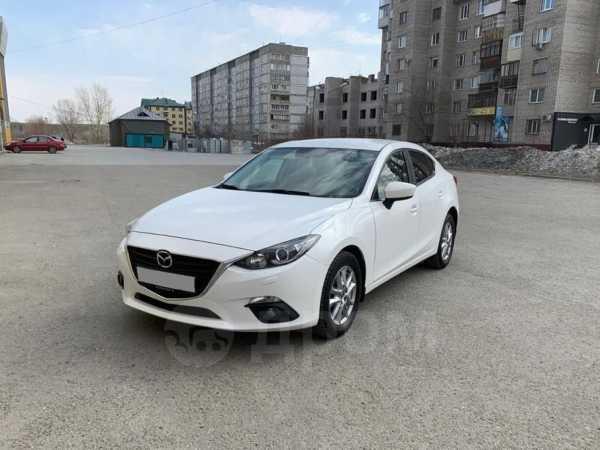 Mazda Mazda3, 2015 год, 880 000 руб.