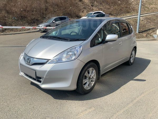 Honda Fit, 2010 год, 475 000 руб.