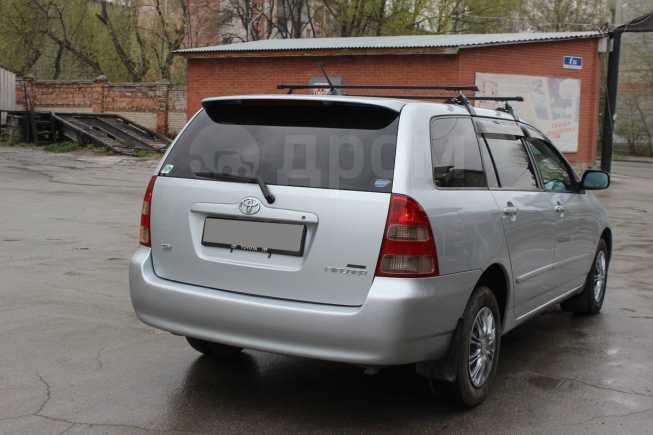 Toyota Corolla Fielder, 2004 год, 315 000 руб.
