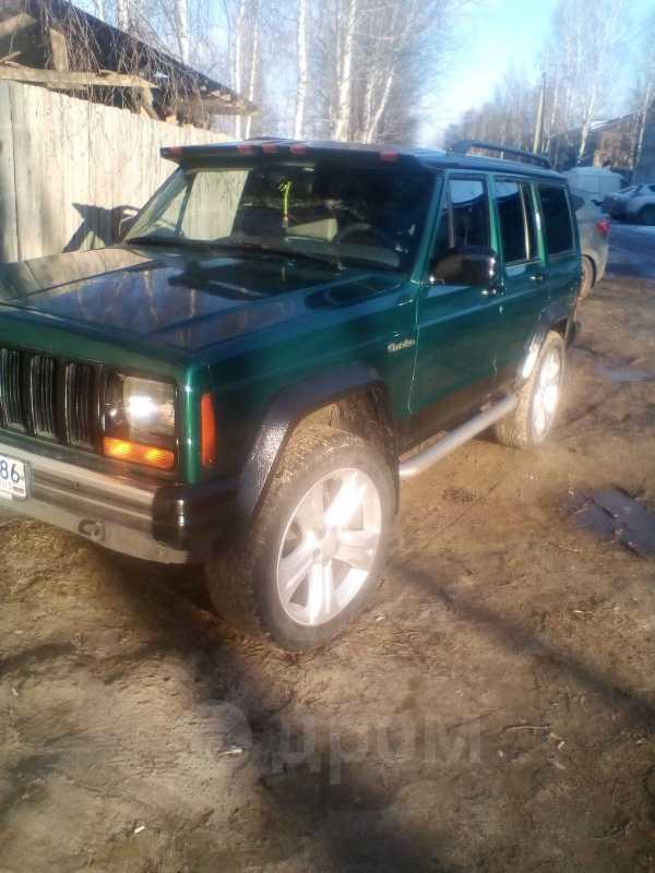 Jeep Cherokee, 1993 год, 320 000 руб.