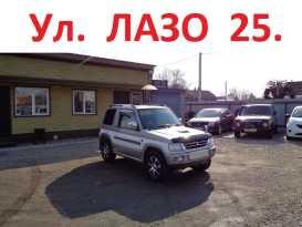 Свободный Pajero Mini 2003