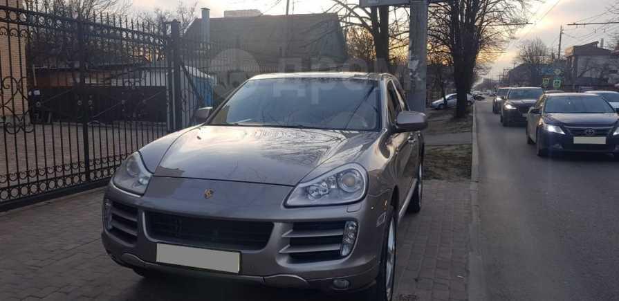 Porsche Cayenne, 2007 год, 750 000 руб.