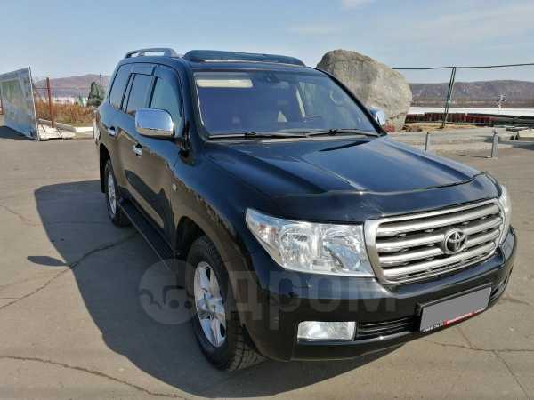 Toyota Land Cruiser, 2011 год, 1 600 000 руб.