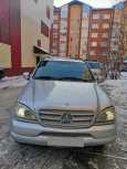 Mercedes-Benz M-Class, 2000 год, 375 000 руб.