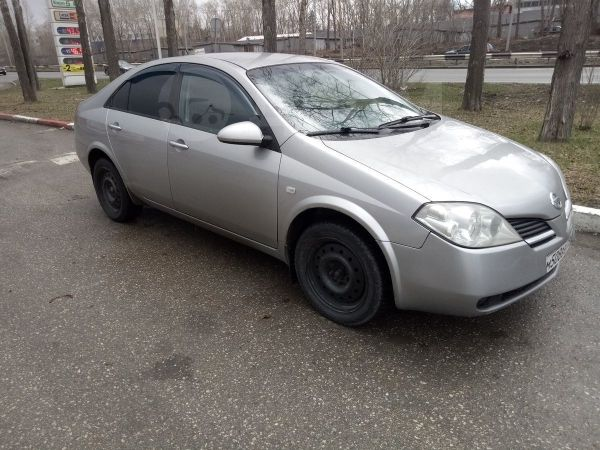 Nissan Primera, 2007 год, 260 000 руб.