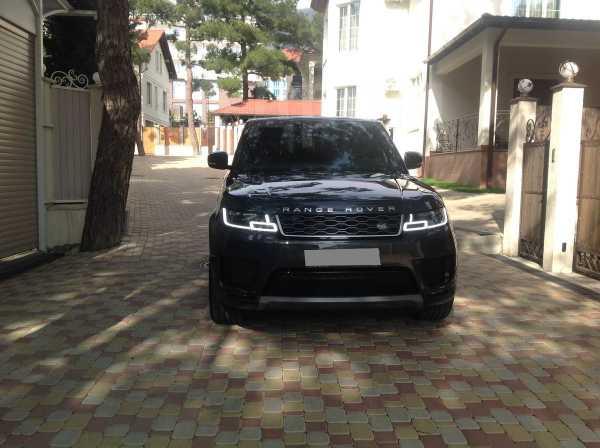 Land Rover Range Rover Sport, 2019 год, 5 448 000 руб.