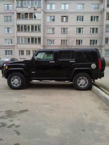 Вологда Hummer H3 2008