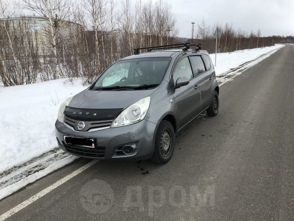 Nissan Note, 2012 год, 370 000 руб.