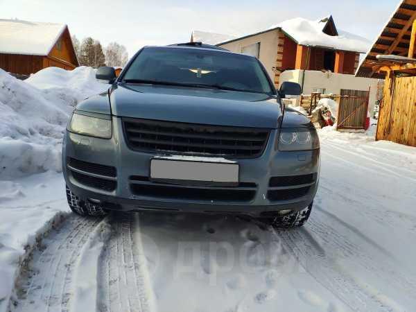 Volkswagen Touareg, 2003 год, 495 000 руб.
