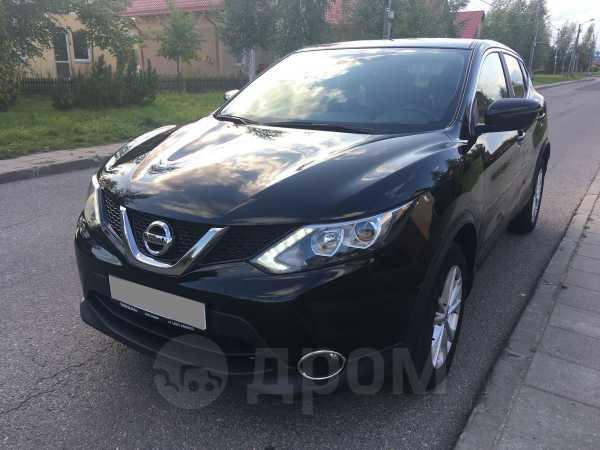 Nissan Qashqai, 2018 год, 1 114 000 руб.