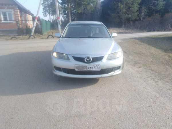 Mazda Mazda6, 2006 год, 170 000 руб.