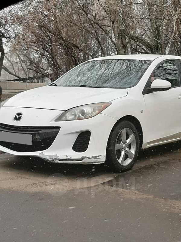 Mazda Mazda3, 2012 год, 230 000 руб.