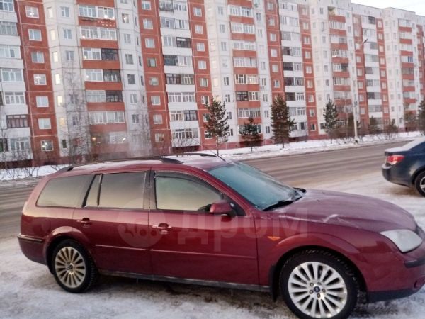 Ford Mondeo, 2001 год, 199 000 руб.