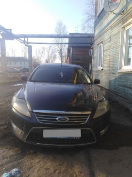 Сокол Ford Mondeo 2009