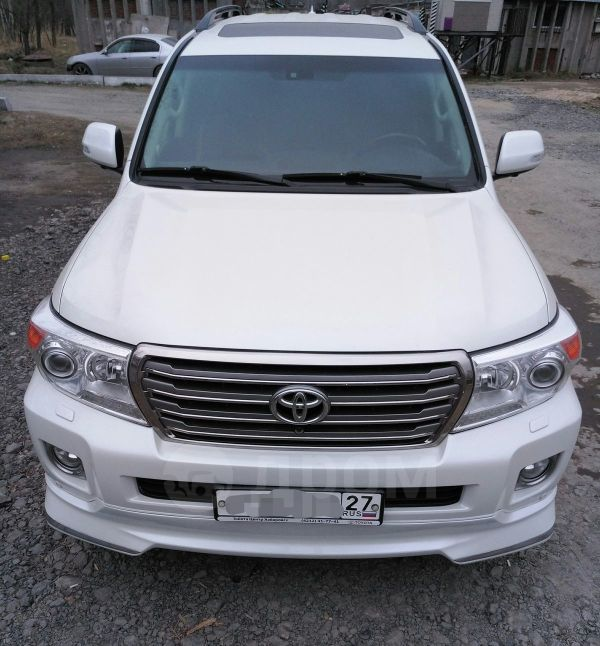 Toyota Land Cruiser, 2014 год, 2 740 000 руб.