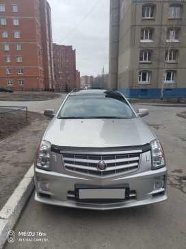 Чебоксары Cadillac SRX 2008