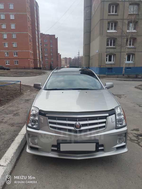 Cadillac SRX, 2008 год, 549 000 руб.