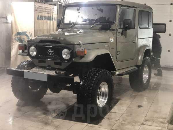 Toyota Land Cruiser, 1983 год, 1 500 000 руб.
