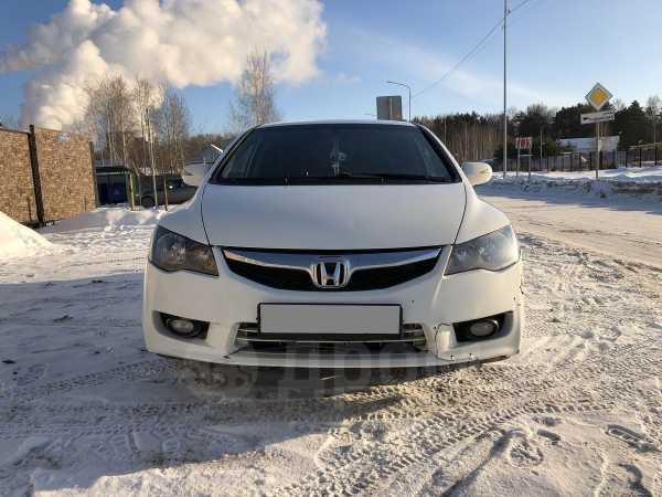 Honda Civic, 2009 год, 455 000 руб.