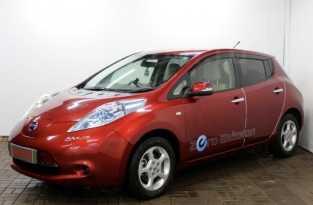 Кстово Nissan Leaf 2011