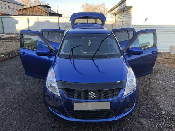 Suzuki Swift, 2012 год, 450 000 руб.