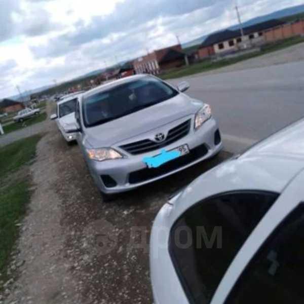 Toyota Corolla, 2012 год, 695 000 руб.
