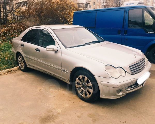 Mercedes-Benz C-Class, 2005 год, 320 000 руб.