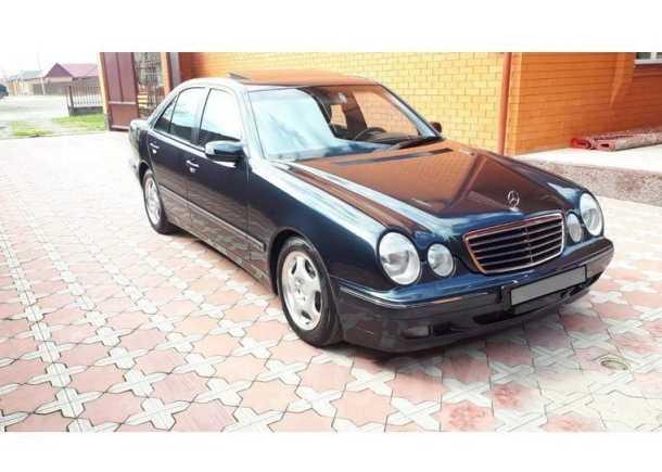 Mercedes-Benz E-Class, 1999 год, 630 000 руб.