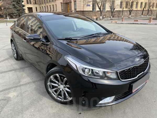Kia Cerato, 2018 год, 895 000 руб.