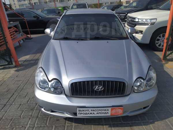 Hyundai Sonata, 2003 год, 254 000 руб.