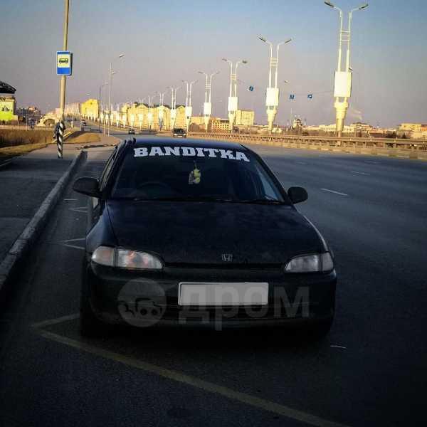Honda Civic, 1994 год, 95 000 руб.