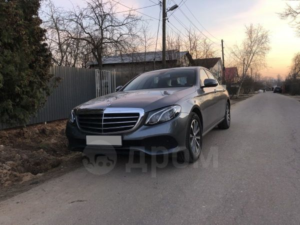 Mercedes-Benz E-Class, 2018 год, 2 270 000 руб.