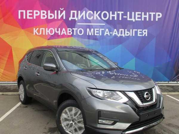 Nissan X-Trail, 2020 год, 1 675 000 руб.