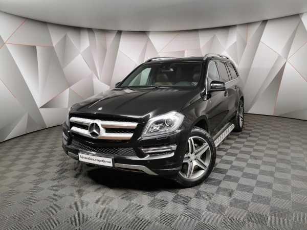 Mercedes-Benz GL-Class, 2013 год, 1 847 000 руб.