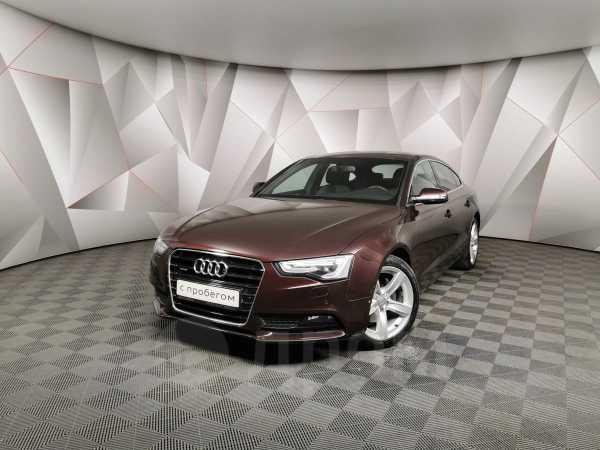 Audi A5, 2014 год, 1 227 000 руб.