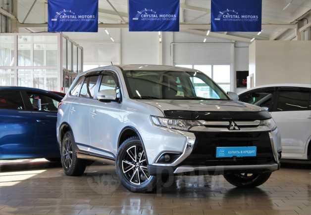 Mitsubishi Outlander, 2016 год, 1 119 000 руб.