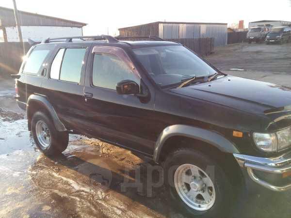 Nissan Terrano, 1996 год, 280 000 руб.
