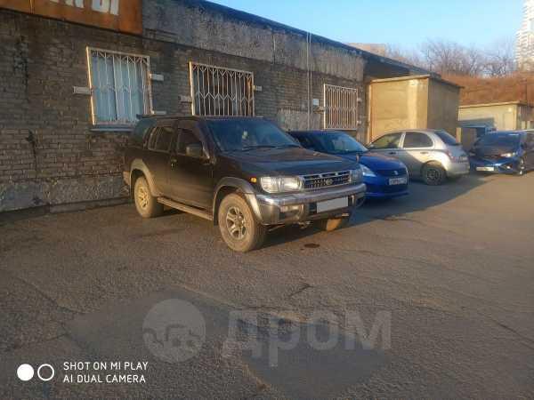 Nissan Terrano, 1996 год, 230 000 руб.