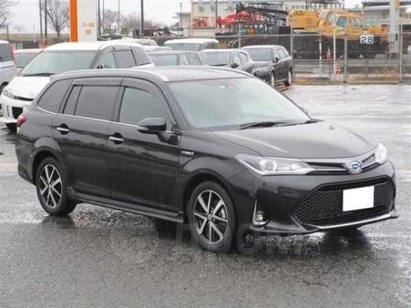 Toyota Corolla Fielder, 2018 год, 542 000 руб.